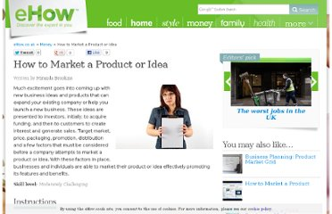 http://www.ehow.co.uk/how_6188697_market-product-idea.html