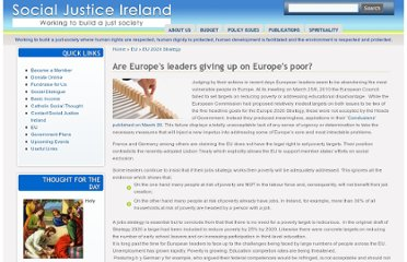 http://www.socialjustice.ie/content/are-europes-leaders-giving-europes-poor