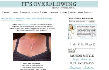 http://www.itsoverflowing.com/2012/05/how-to-make-beautiful-love-necklace/#c6272573907200745232