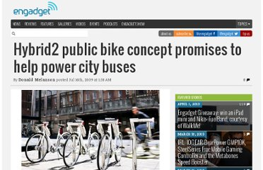 http://www.engadget.com/2009/07/16/hybrid2-public-bike-concept-promises-to-help-power-city-buses/