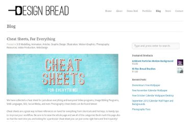 http://designbread.com/photography/cheat-sheets-for-everything/