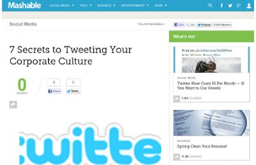 http://mashable.com/2009/07/27/twitter-corporate-culture/