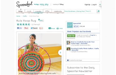 http://spoonful.com/crafts/hula-hoop-rug