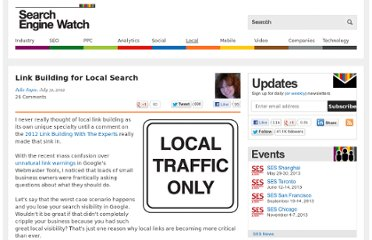 http://searchenginewatch.com/article/2065673/Link-Building-for-Local-Search