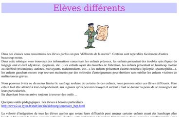 http://themamaternelle.free.fr/eleves_differents.html