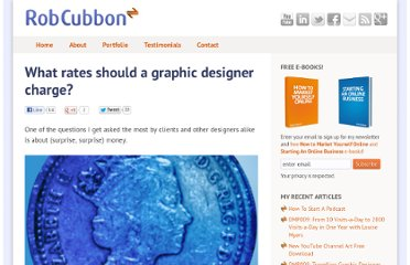 http://robcubbon.com/what-rates-should-a-graphic-designer-charge/