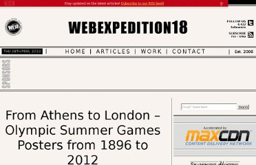 http://webexpedition18.com/articles/from-athens-to-london-olympic-summer-games-posters-from-1896-to-2012/