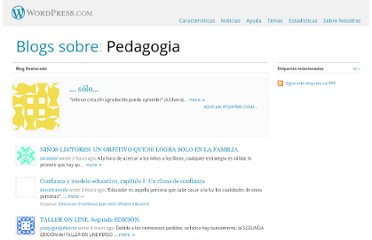 http://es.wordpress.com/tag/pedagogia/
