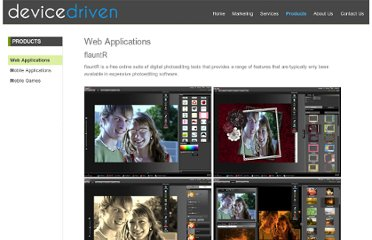 http://www.devicedriven.com/products.html
