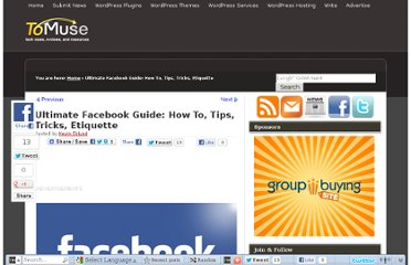 http://tomuse.com/facebook-guide-how-to-tips-tricks-etiquette/