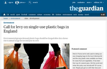 http://www.guardian.co.uk/environment/2012/aug/01/plastic-bag-levy-supermarkets