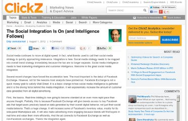 http://www.clickz.com/clickz/column/2195423/the-social-integration-is-on-and-intelligence-follows