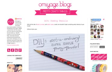 http://www.omiyageblogs.ca/2010/08/diy-pretty-pencils.html