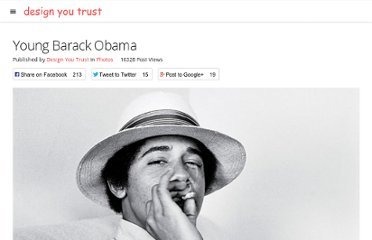 http://designyoutrust.com/2009/06/young-barack-obama/
