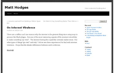 http://matthodges.com/2012/07/on-internet-virulence/