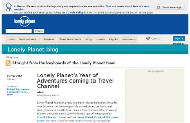 http://www.lonelyplanet.com/blog/2012/05/15/lonely-planets-year-of-adventures/