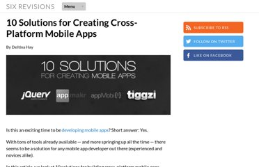 http://sixrevisions.com/mobile/cross-platform-mobile-apps/