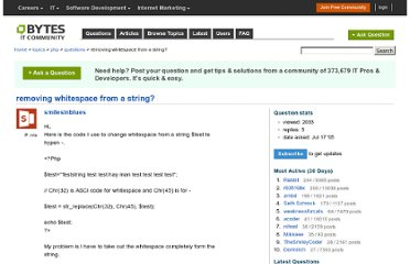 http://bytes.com/topic/php/answers/10950-removing-whitespace-string
