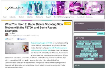 http://nofilmschool.com/2012/07/shooting-slow-motion-fs700-examples/