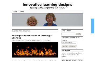 http://innovativelearningdesigns.ca/wordpress/?tag=trustees