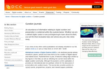 http://www.dcc.ac.uk/resources/curation-journals