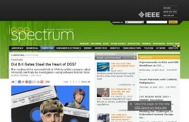 http://spectrum.ieee.org/computing/software/did-bill-gates-steal-the-heart-of-dos/0