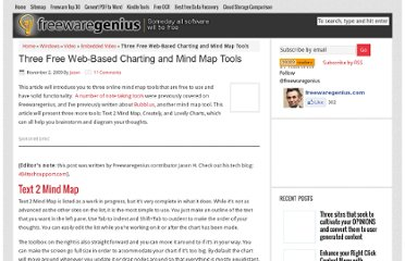http://www.freewaregenius.com/three-free-web-based-charting-and-mind-map-tools/
