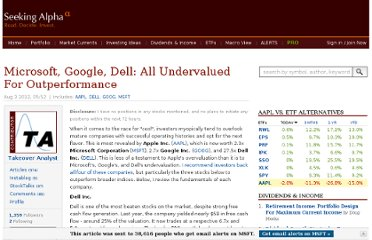 http://seekingalpha.com/article/777901-microsoft-google-dell-all-undervalued-for-outperformance