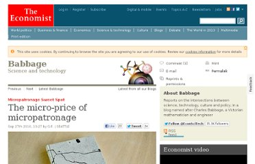 http://www.economist.com/blogs/babbage/2010/09/micropatronage_sweet_spot