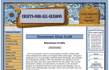http://www.crafts-for-all-seasons.com/snowman-glue-craft.html