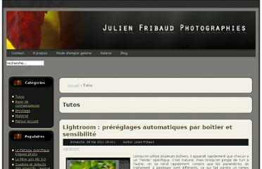 http://julienfribaudphotos.fr/index.php?option=com_content&view=section&layout=blog&id=5&Itemid=59