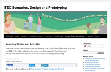 http://itec.aalto.fi/learning-stories-and-activities/