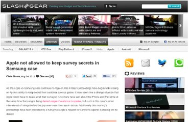 http://www.slashgear.com/apple-not-allowed-to-keep-survey-secrets-in-samsung-case-03241634/