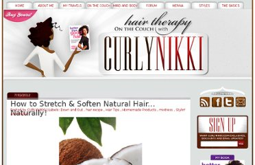 http://www.curlynikki.com/2012/07/how-to-stretch-soften-natural-hair.html