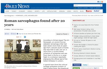 http://www.hurriyetdailynews.com/roman-sarcophagus-found-after-20-years.aspx?pageID=238&NewsCatID=375&nid=26682