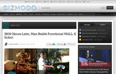 http://www.gizmodo.com.au/2012/08/38000-hours-later-man-builds-functional-wall-e-robot/