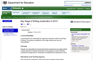 http://www.education.gov.uk/b00200837/ks2_writing_moderation