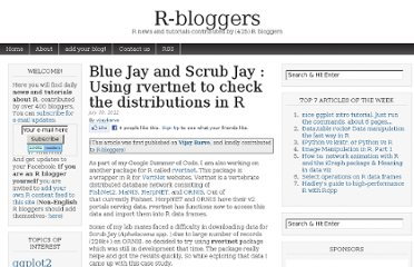 http://www.r-bloggers.com/blue-jay-and-scrub-jay-using-rvertnet-to-check-the-distributions-in-r/