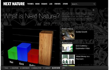http://www.nextnature.net/2010/05/eco-currency-%e2%80%93-a-proposal-to-balance-economical-and-environmental-value/