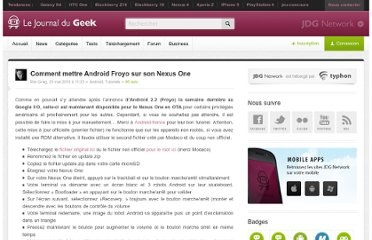 http://www.journaldugeek.com/2010/05/23/comment-mettre-android-froyo-sur-son-nexus-one/