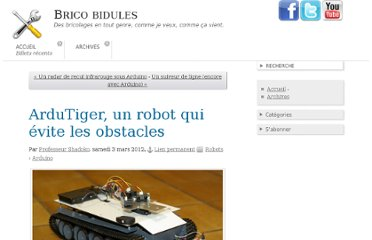 http://www.bricobidules.com/index.php?post/2012/02/28/Un-robot-qui-%C3%A9vite-les-obstacles