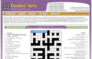 http://www.puzzlerscave.com/index.php?crossword=867E32DE785049549B1AD4D15109AC8E