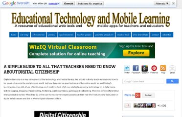 http://www.educatorstechnology.com/2012/08/a-simple-guide-to-all-that-teachers.html