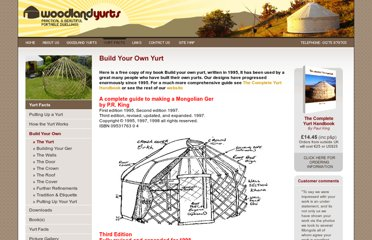 http://www.woodlandyurts.co.uk/Yurt_Facts/Build_Your_Own.html