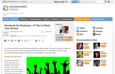 http://socialmediatoday.com/pammoore/656901/facebook-business-10-tips-rock-your-brand