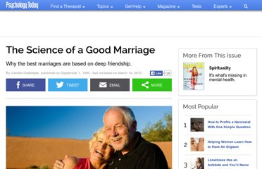 http://www.psychologytoday.com/articles/199909/the-science-good-marriage