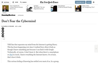 http://www.nytimes.com/2012/08/05/opinion/sunday/memory-and-the-cybermind.html?_r=2&ref=opinion