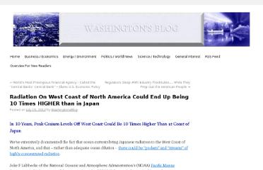 http://www.washingtonsblog.com/2012/07/radiation-in-west-coast-of-north-america-could-be-10-times-higher-than-japan.html