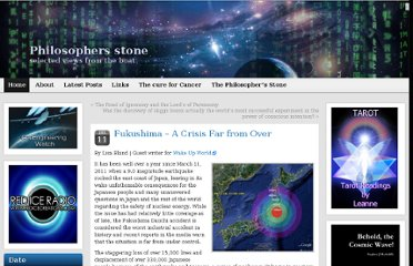 http://philosophers-stone.co.uk/wordpress/2012/07/fukushima-a-crisis-far-from-over/