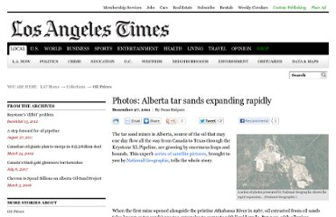 http://articles.latimes.com/2011/dec/27/local/la-me-gs-photos-show-alberta-tar-sands-expanding-rapidly-20111227